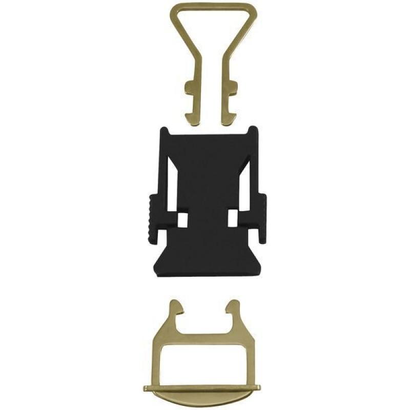 Быстроразъемная застежка для мотошлемов - motodom.com.ua