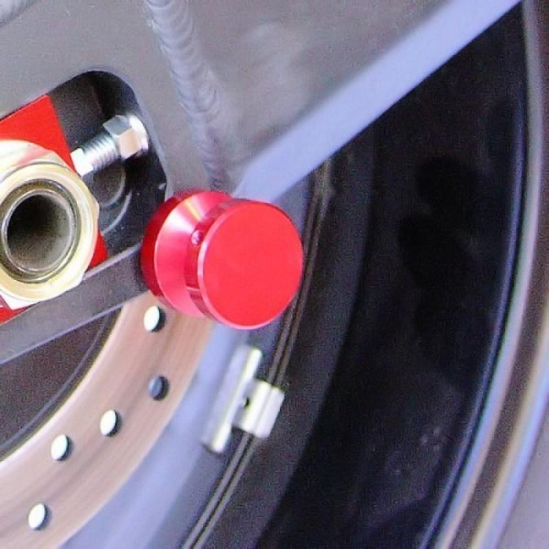 Алюминиевые втулки в маятник Pro-Bolt 2шт - motodom.com.ua