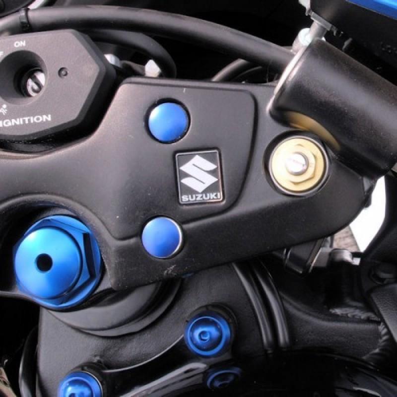 Алюминиевая заглушка Pro-Bolt в отверстие болта - motodom.com.ua
