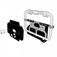 Адаптеры для крепление бокса Givi S250 на PL1121CAM / PL3112 / PL3112CAM