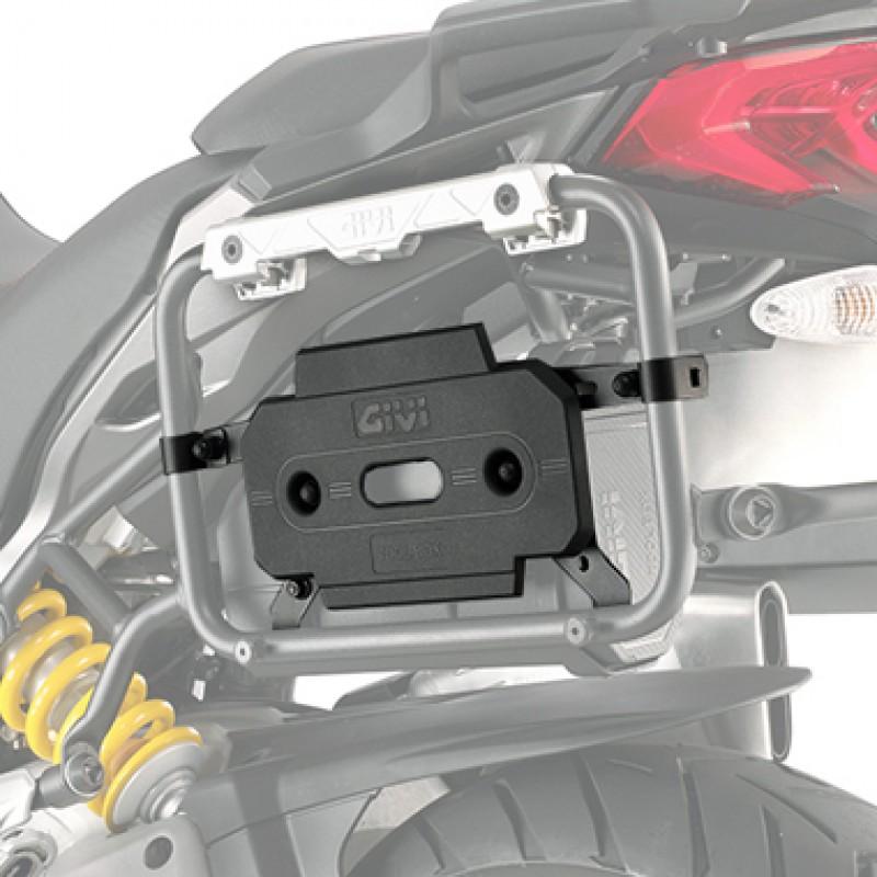 Адаптеры для крепление бокса Givi S250 на PL5108CAM - motodom.com.ua