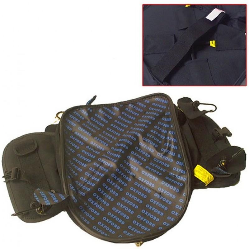 База-крепление на ремнях Oxford для сумок X30 - motodom.com.ua