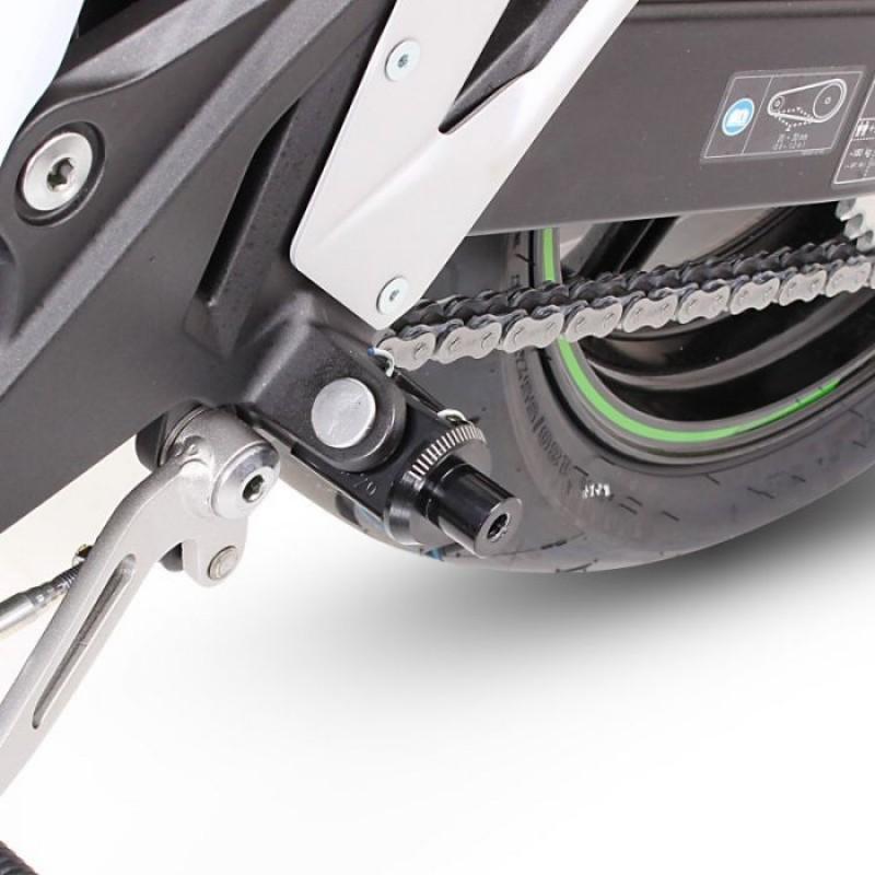 Адаптеры крепления подножек водительских Puig CB1000R CB600F CBR1000RR CBR250R CBR600F CBR600RR - motodom.com.ua