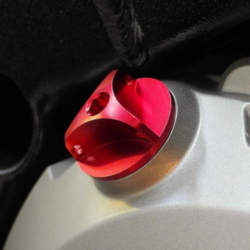 Алюминиевая крышка горловины залива масла Pro-Bolt BMW S1000RR M24 x (2.00mm) - motodom.com.ua