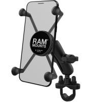 Кронштейн с U-образным креплением Ram Mounts с держателем X-Grip 10U