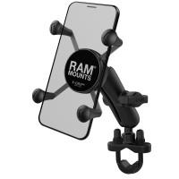 Кронштейн с U-образным креплением Ram Mounts с держателем X-Grip 7U