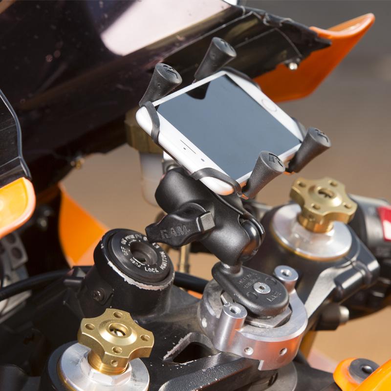 Крепление в траверсу Ram Mounts - motodom.com.ua