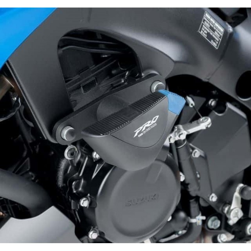 Крашпады Puig Pro Suzuki GSX-S1000 2015- / GSX-S1000S 2019- - motodom.com.ua