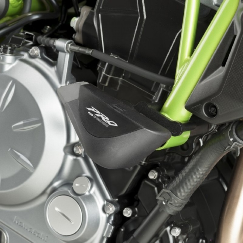 Крашпады Puig Pro Kawasaki Z650 2017- - motodom.com.ua