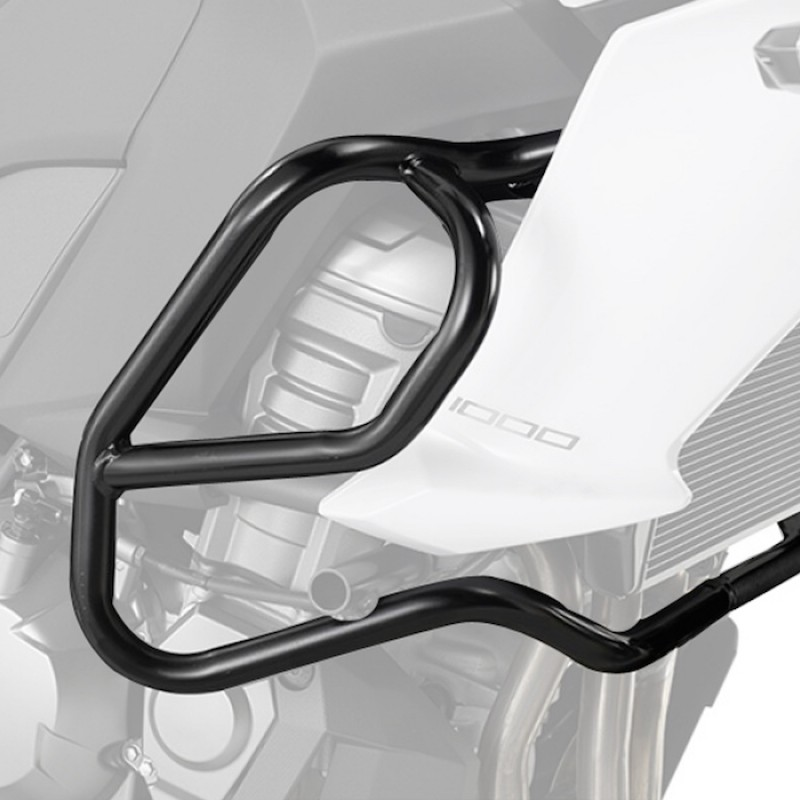 Дуги безопасности Givi KLZ1000 Versys 2015-18 - motodom.com.ua