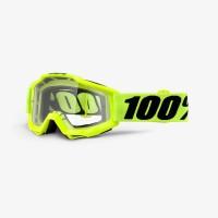 Мотоочки кроссовые 100% Accuri Fluo
