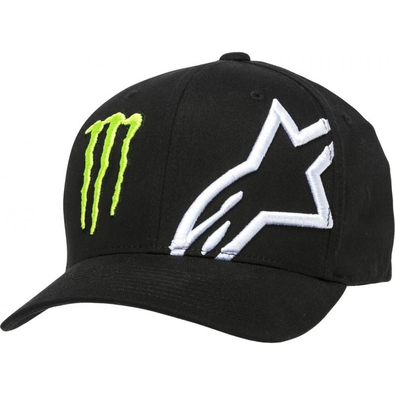 Кепка Alpinestars Monster - motodom.com.ua
