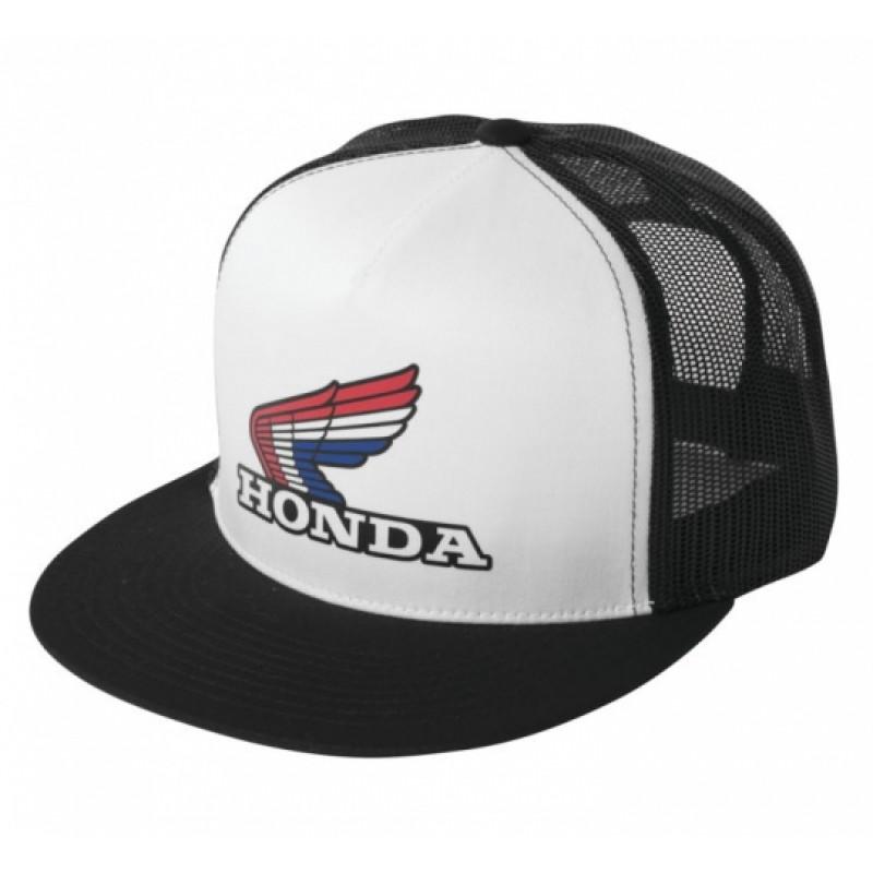 Бейсболка Factory Effex Honda Vintage - motodom.com.ua