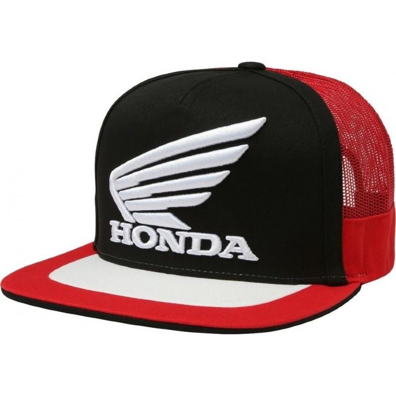 Кепка Honda Snapback Tri - motodom.com.ua
