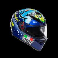 Мотошлем AGV K-3 SV Rossi Misano 2015