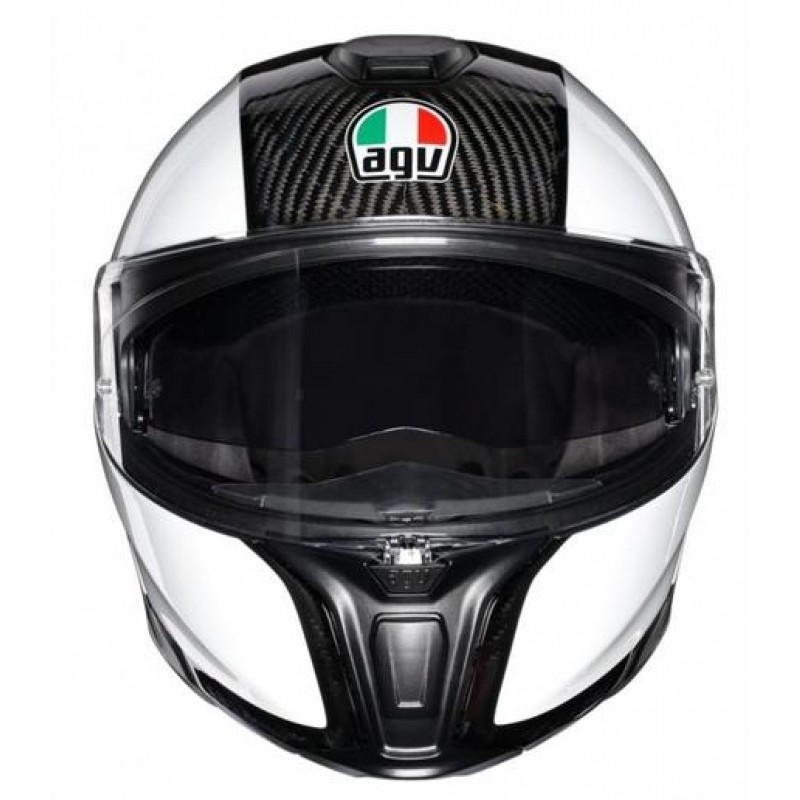 Мотошлем AGV Sportmodular Carbon - motodom.com.ua