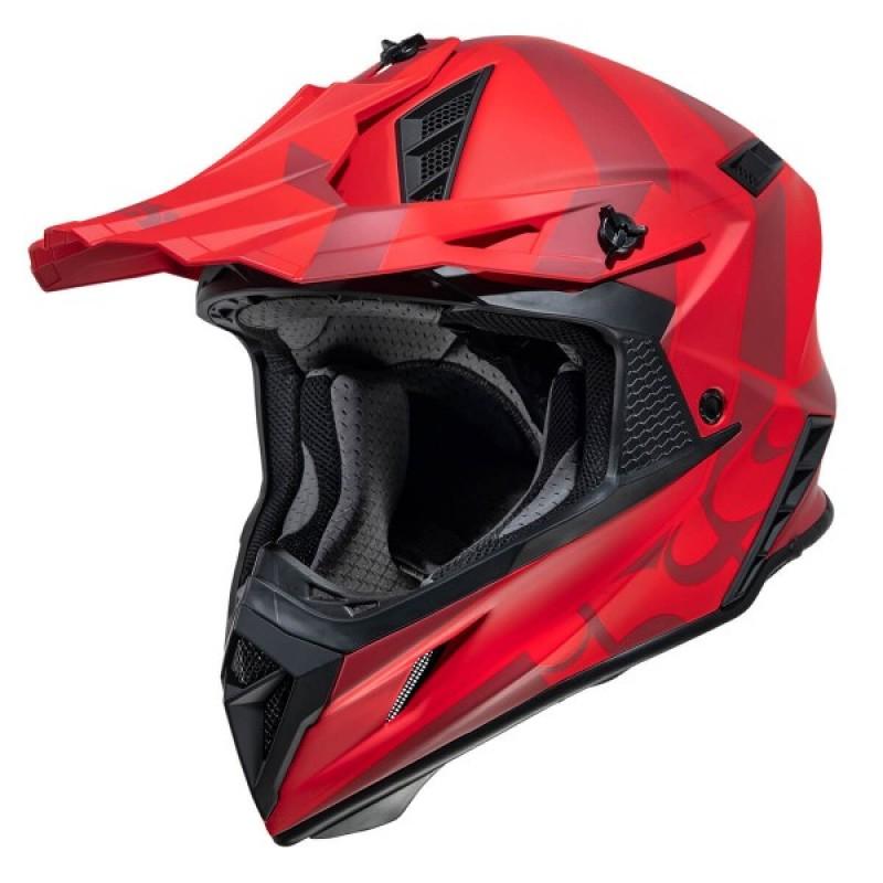 Мотошлем IXS HX 189 2.0 - motodom.com.ua