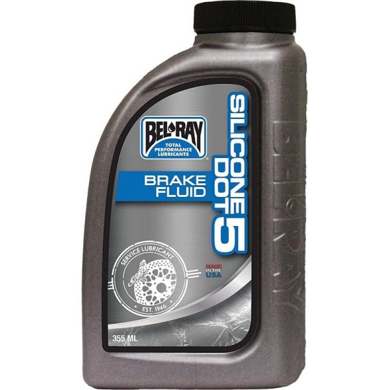 Жидкость тормозная Bel-Ray DOT 5 Silicone - motodom.com.ua