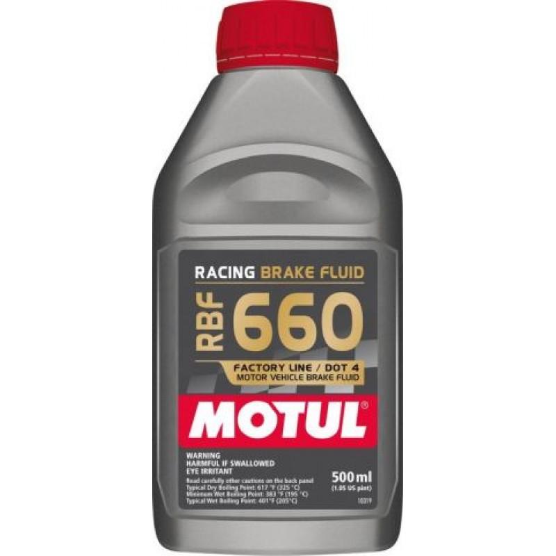Жидкость тормозная Motul RBF660 FL - motodom.com.ua