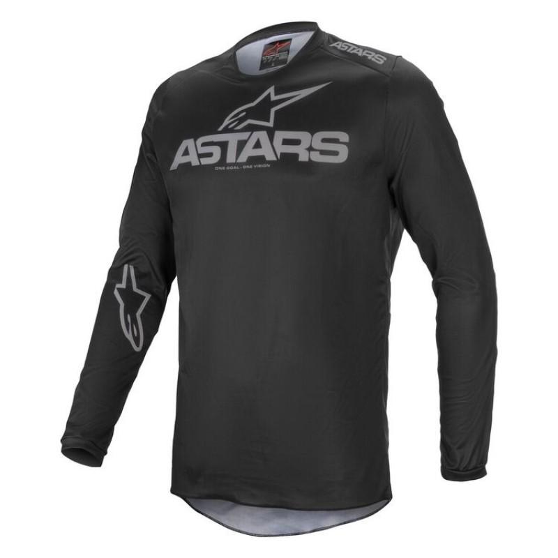 Джерси Alpinestars Fluid Graphite - motodom.com.ua