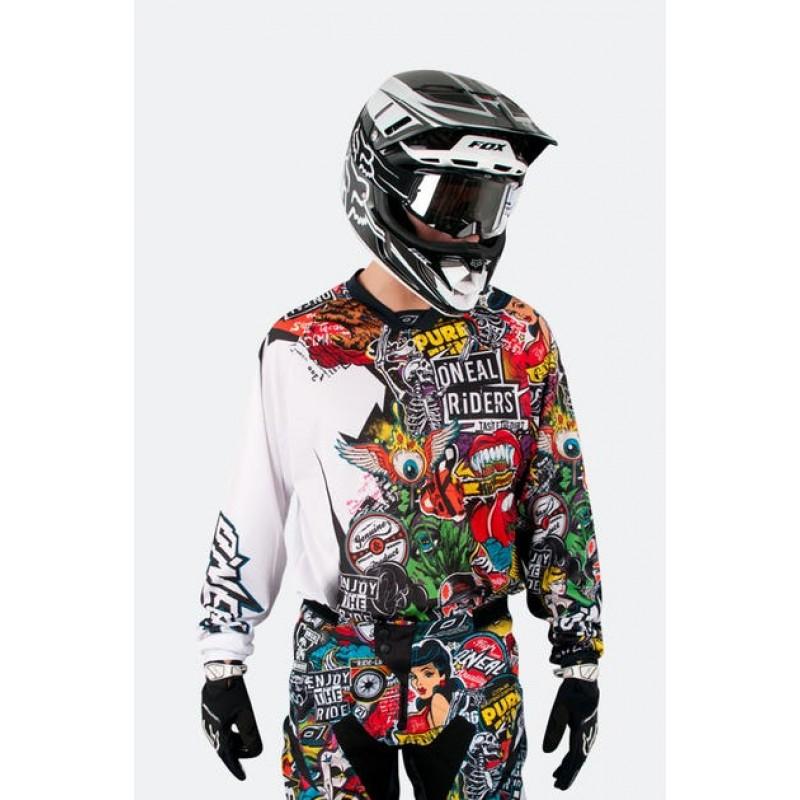 Джерси Oneal Mayhem Crank - motodom.com.ua