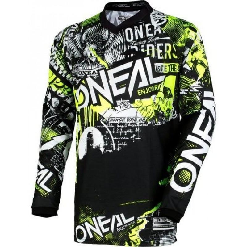 Джерси Oneal Element Attack - motodom.com.ua