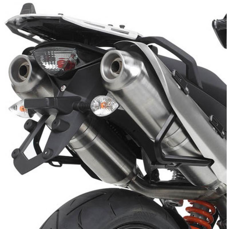 Крепление кофра Givi KTM 990 SMT 2009-12 - motodom.com.ua