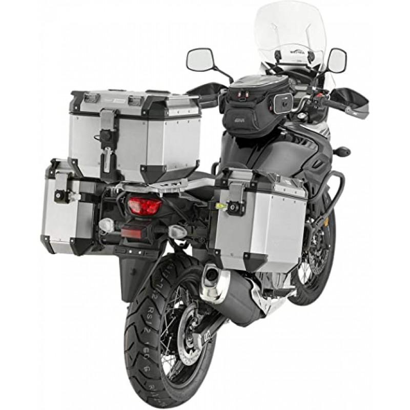 Крепление кофров Givi DL650 V-Strom 2017- - motodom.com.ua