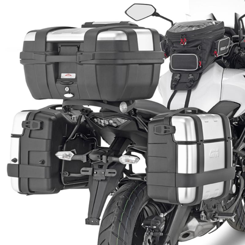 Крепление кофров Givi KLE650 Versys 2015-17 - motodom.com.ua