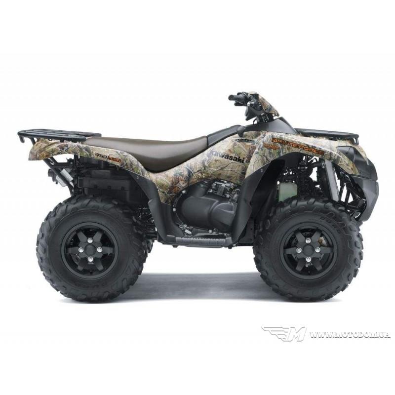 Квадроцикл Kawasaki Brute Force  750 EPS - motodom.com.ua