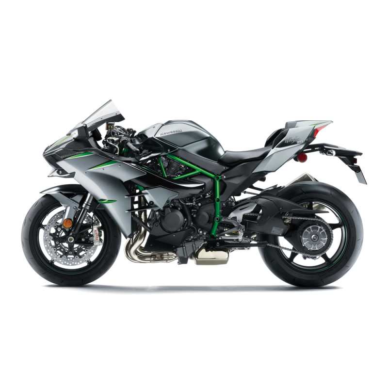 Мотоцикл Kawasaki H2 Carbon - motodom.com.ua