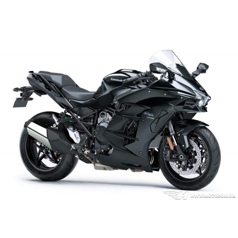 Мотоцикл Kawasaki H2 SX - motodom.com.ua