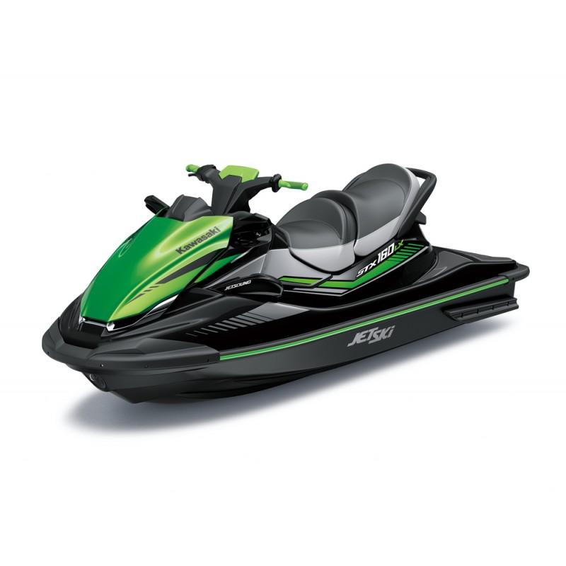 Гидроцикл Kawasaki STX160LX - motodom.com.ua