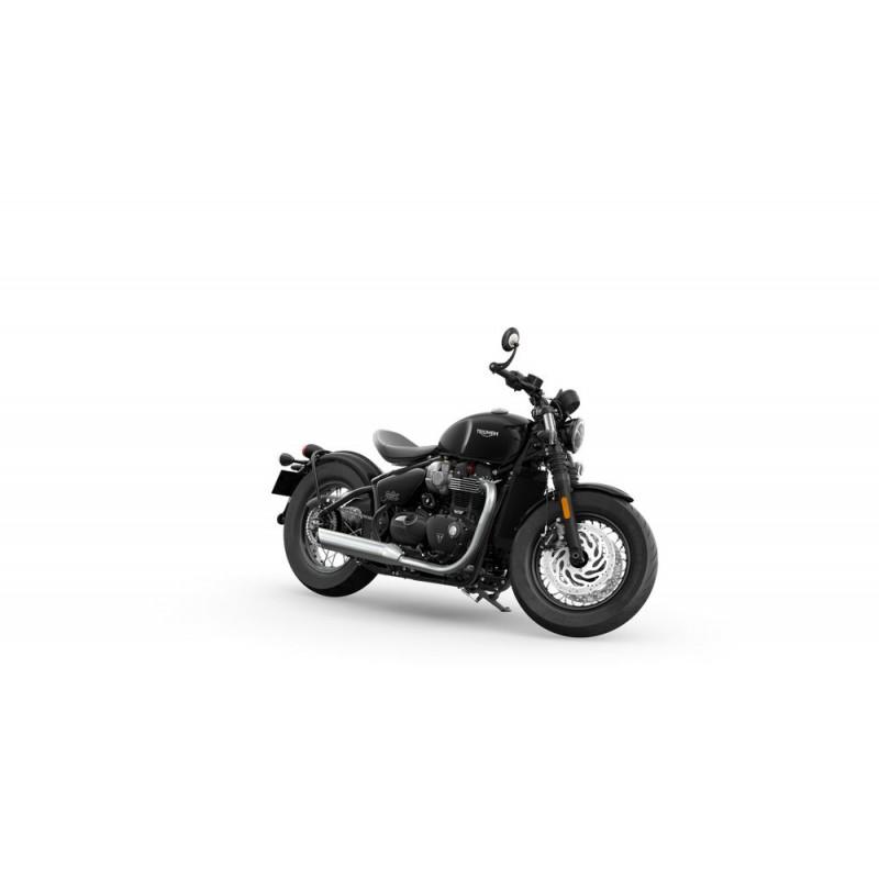 Мотоцикл Triumph Bobber Black - motodom.com.ua