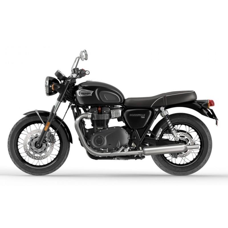 Мотоцикл Triumph Bonneville T100 - motodom.com.ua