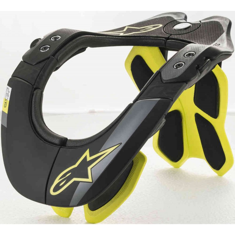 Защита шеи Alpinestars BNS Tech-2 - motodom.com.ua