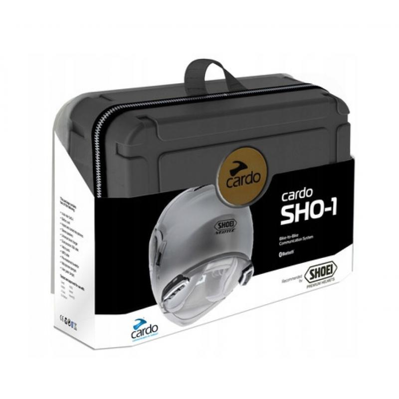 Мотогарнитура Cardo Shoei Sho-1 - motodom.com.ua