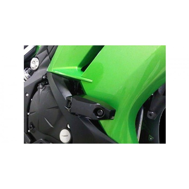 Крашпады Kawasaki EX650 2012-16 - motodom.com.ua