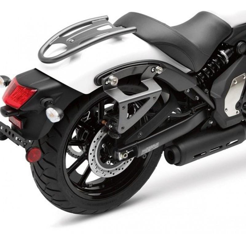 Крепление боковых кофров KQR Kawasaki Vulcan S - motodom.com.ua