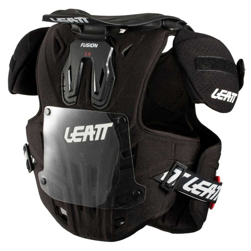 Защита тела и шеи подростковая Leatt Fusion 2.0 - motodom.com.ua