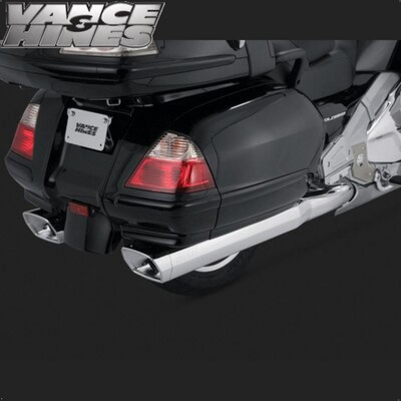 Глушители Vance&Hines Gl Monster Honda GL1800 2001-13 - motodom.com.ua