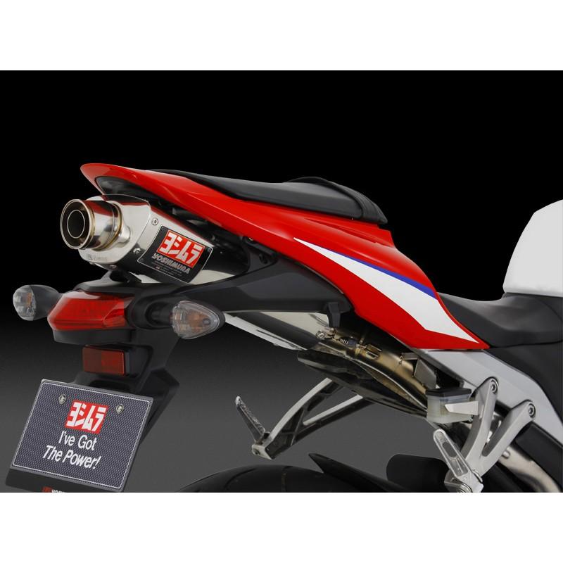 Глушитель Yoshimura EEC (Slip-On) GP-Force Honda CBR600RR 2009-2010 - motodom.com.ua