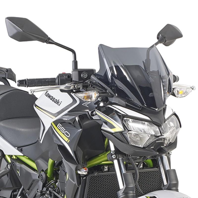 Ветровое стекло Givi Kawasaki Z650 2020- - motodom.com.ua