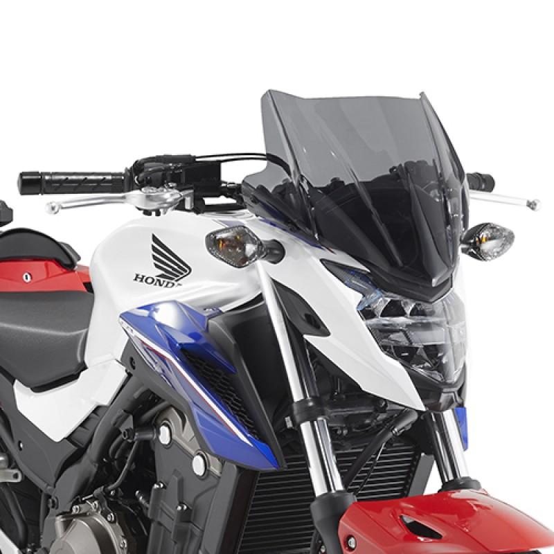 Ветровое стекло Givi CBF500F 2016-18 - motodom.com.ua