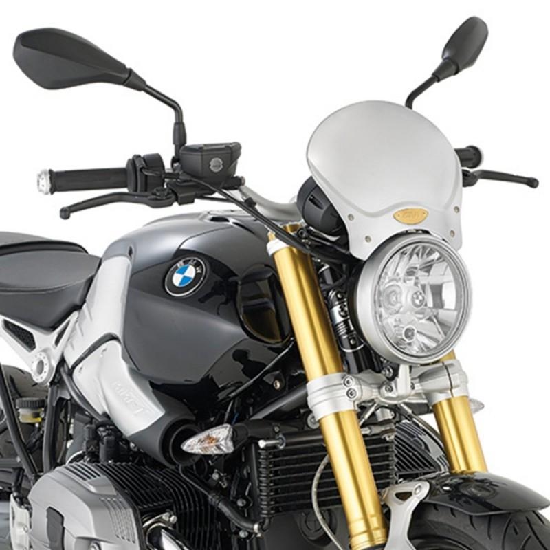 Крепление ветрового Givi Cafe Race для BMW R Nine T 2014-17 / Yamaha XSR900 2016-19 - motodom.com.ua