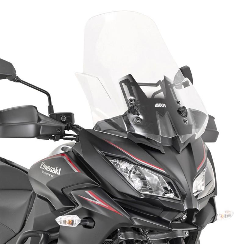 Ветровое стекло Givi Kawasaki KLZ1000 Versys 2017-18 - motodom.com.ua
