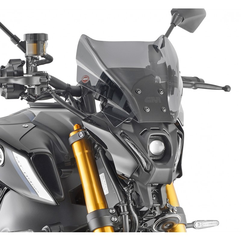 Крепление ветрового стекла Givi MT09 / MT09 SP 2021- - motodom.com.ua