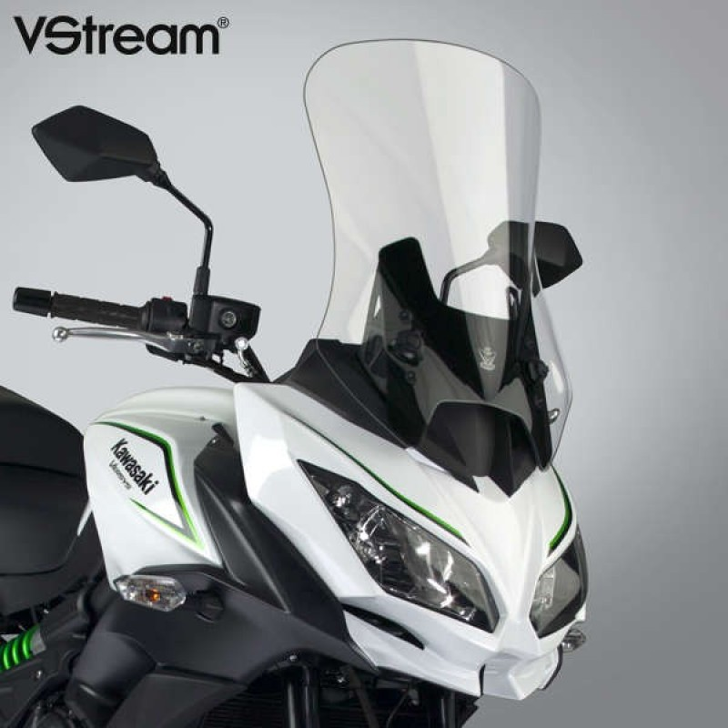 Ветровое стекло National Cycle Vstream Touring KLE650 Versys / KLZ1000 Versys 2017-2018 - motodom.com.ua