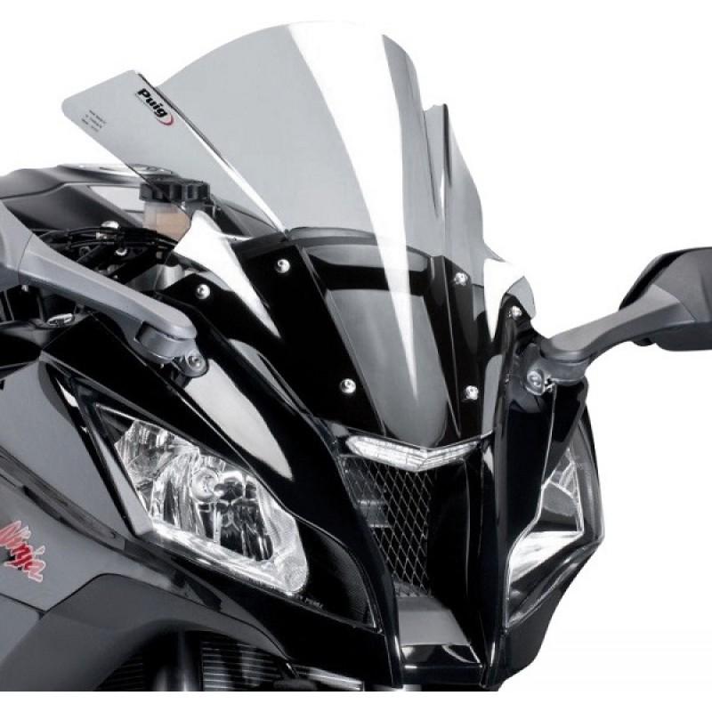 Ветровое стекло Puig Z-Racing ZX-10R Ninja 2011-15 - motodom.com.ua
