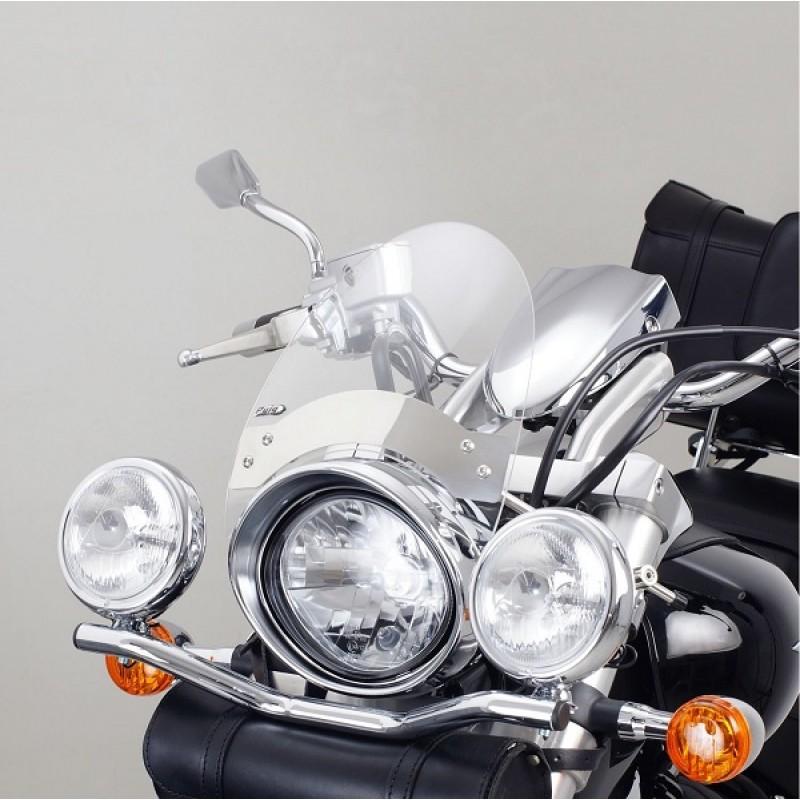 Ветровое стекло Puig Roadster 5932W - motodom.com.ua